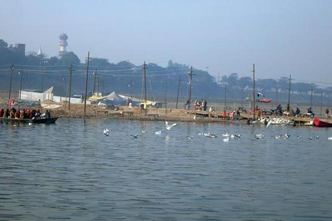 Excursion To Allahabad From Varanasi