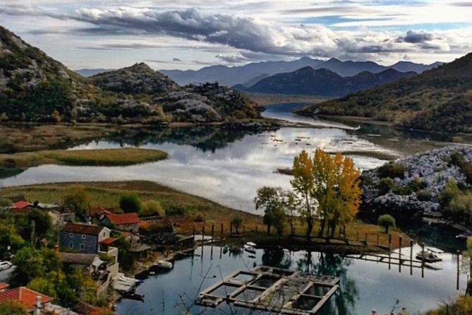 Skadar Lake & Coast Private Tour