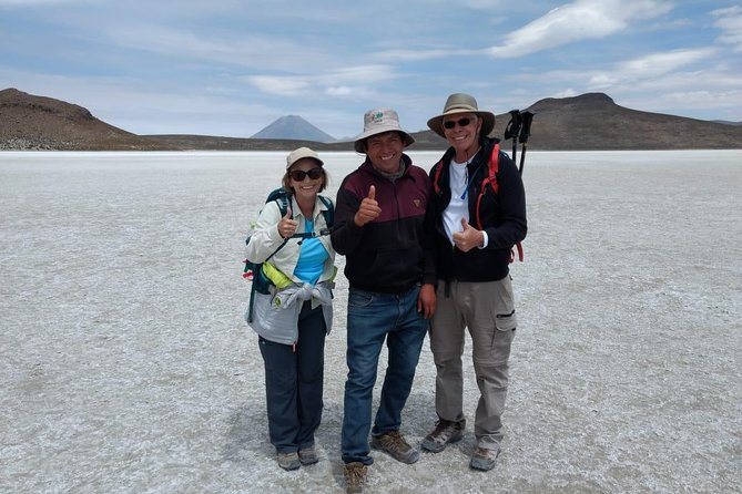 Salinas Salt Lagoon Small-Group Day Trip from Arequipa