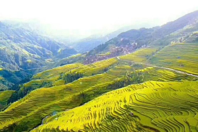 Private Day Tour to Longji Rice Terrace from Yangshuo