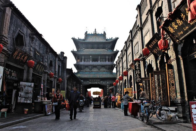Private Day Trip to Pingyao from Xi'an by Bullet Train