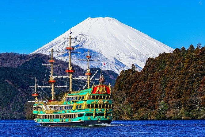 Private Charter to Mt.Fuji 5th Station, Oshino Hakkai& Lake Ashi! All Included!