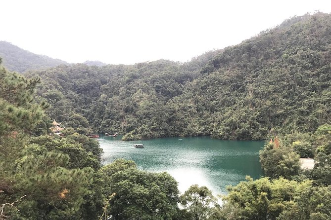 Private Day tour to Mt Dinghu and Seven Star Crags from Guangzhou