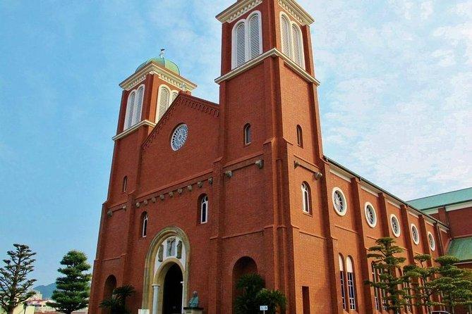Nagasaki Historical Church Sightseeing Tour