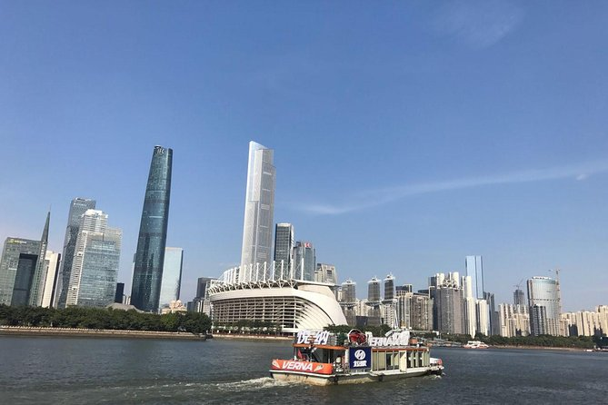Guangzhou Afternonn Private Tour: Canton Tower, Buffet Dinner, River Cruise photo 7