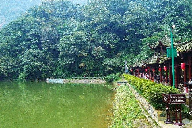 Private Tour to Dujiangyan & Mt Qingcheng from Chengdu