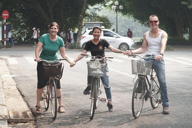 Hanoi Backstreet Bicycle Tour