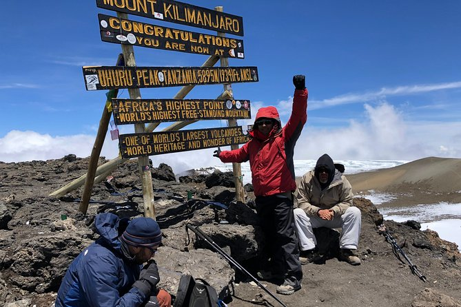 Trek Mt. Kilimanjaro via Machame route with Kilimanjaro Top Guides