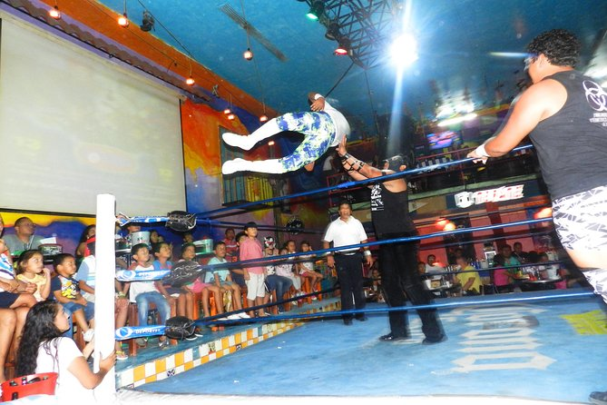 Wrestling in Acapulco Lucha Libre Tacos & Beer - Most Mexican Night ONLY Sunday