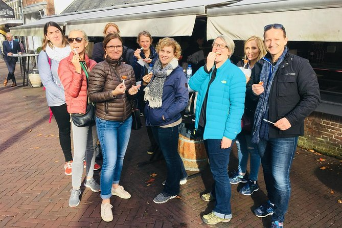 Walking Food Tour in Delft