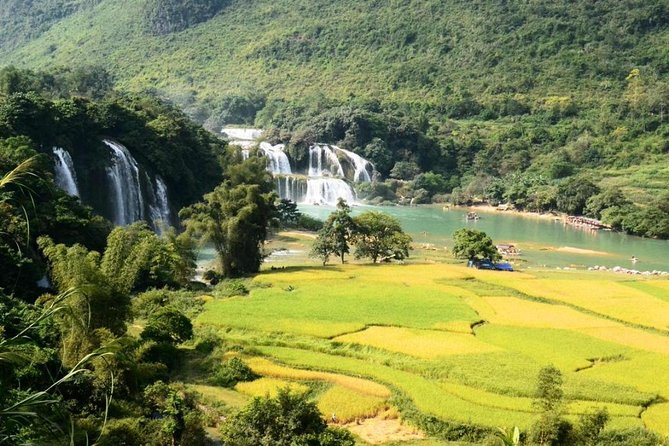 3 Day Private Tour Ba Be lake & Ban Gioc waterfall from Hanoi