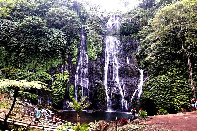 Magnificent Banyumala waterfall & Twin Lake