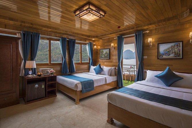 Halong Bay Lapaci Cruise 3days 2 nights to Lan Ha Bay, Ancient Village