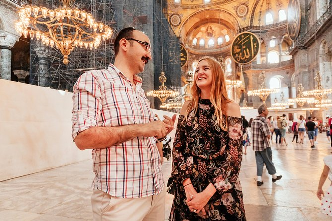 The Marvels of Hagia Sophia Private Tour