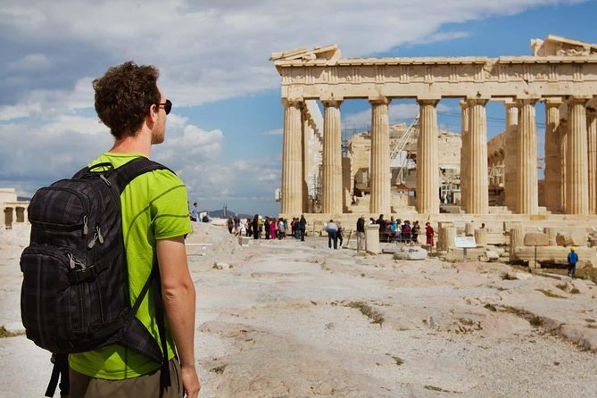 Athens in a Day: Early Entry Parthenon, Plaka Walk & Ancient Olympic Stadium