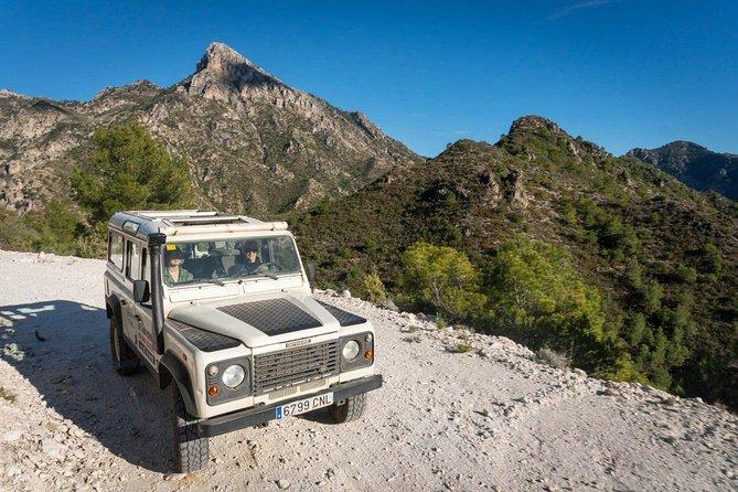 Marbella Jeep Safari 3 hours 4x4 Marbella - Monda