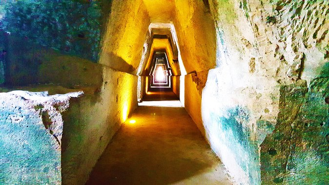 The Phlegrean Fields Discover the ruins of Baia, Cuma and Pozzuoli