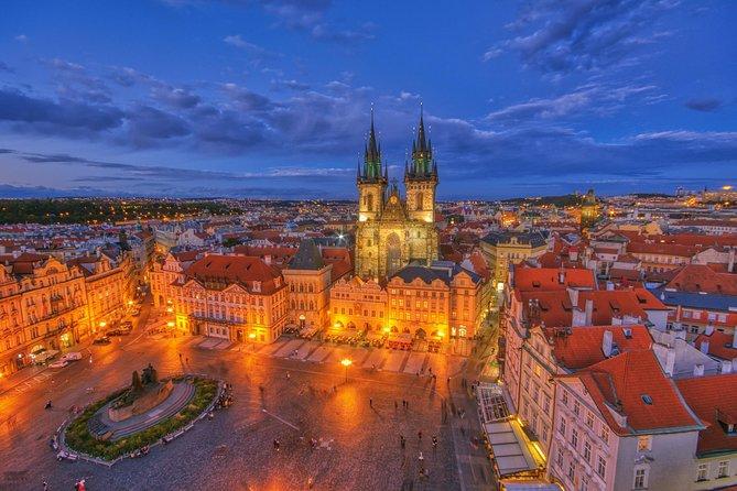 Experience Prague By Night