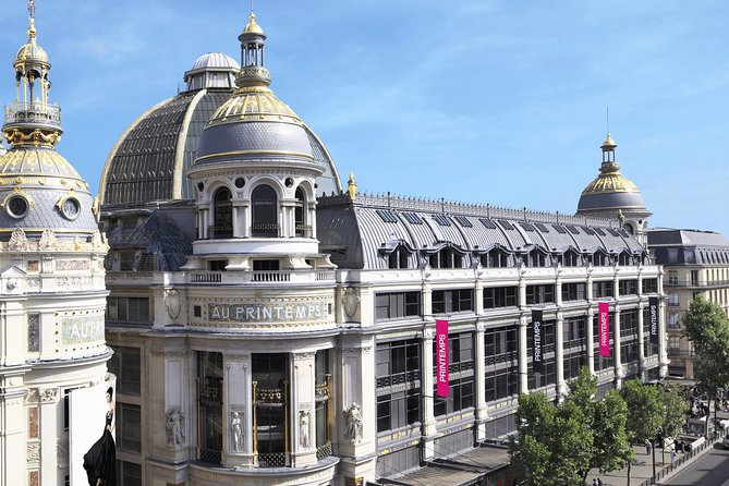 Secrets of Printemps Department Store Backstage Tour