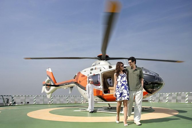 Private Helicopter Tour over Bangkok City