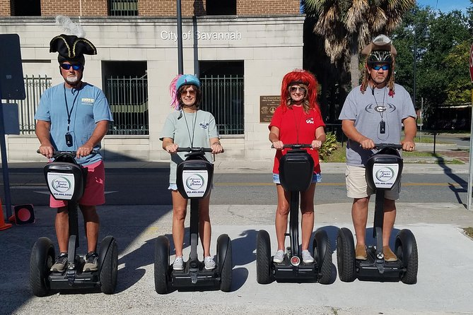 60 minute Segway History Tour of Savannah photo 6