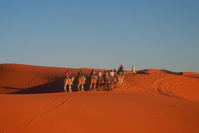 Merzouga Desert From Marrakech 3 days and 2 Nights