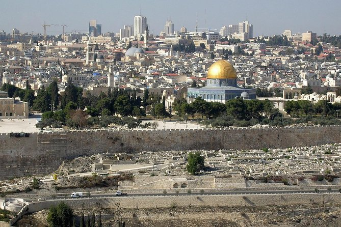 Jerusalem Old City & Mt. Zion Biblical Day Tour from Jerusalem