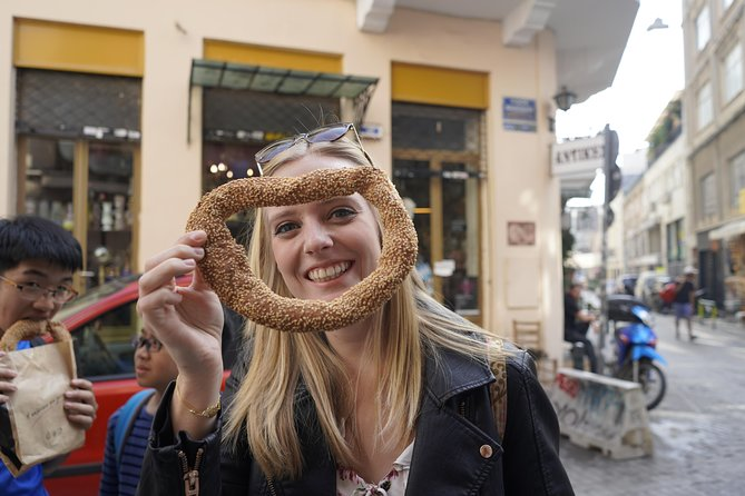 Private Greek Food Tour in Athens