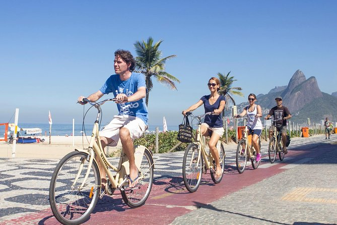 Small-Group Ultimate Bike Tour from Rio de Janeiro