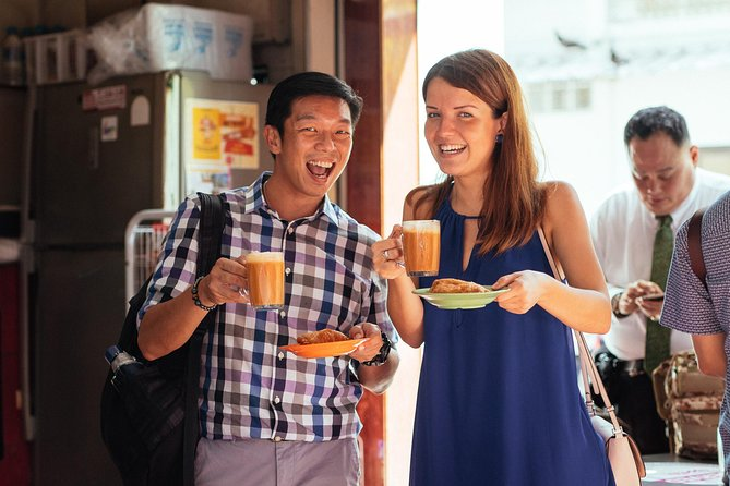 Withlocals The 10 Tastings: Singapore Private Street Food Tour