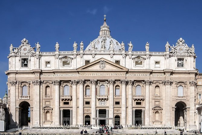 Private Vatican Museums, Sistine Chapel and St Peter's Basilica Tour