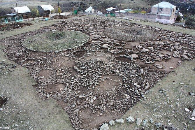 Archaeological trip to Armenia