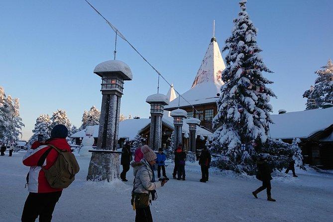 Private Santa Claus Village & Rovaniemi city tour