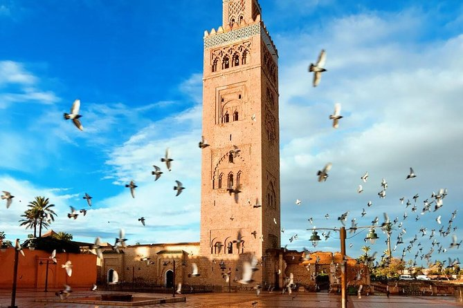 The colorful Marrakech day trip from casablanca