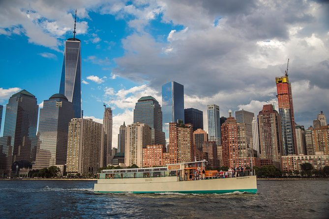 New York City Lights and Skyline Cruise on Yacht