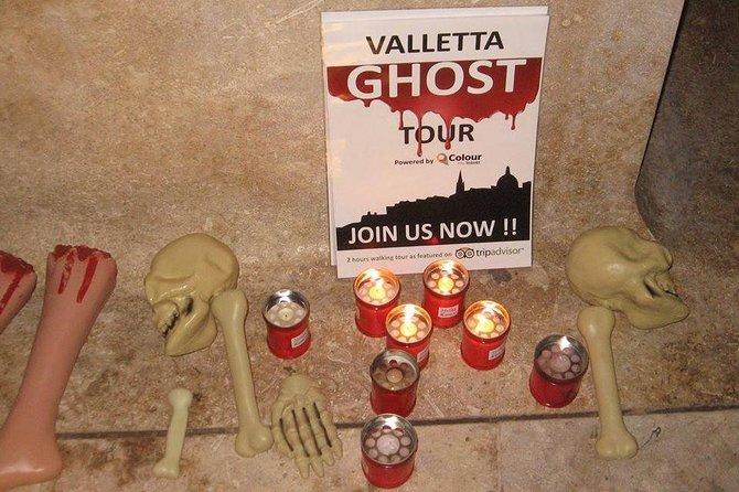 Valletta Ghost Tour