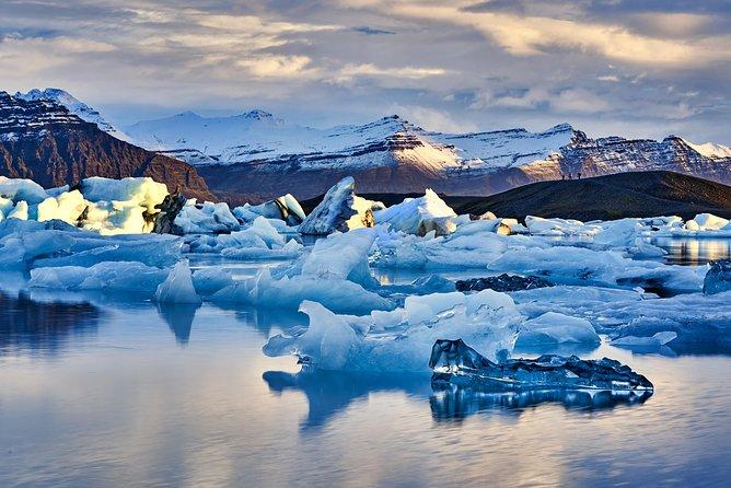 Private South Coast & Glacier Lagoon tour