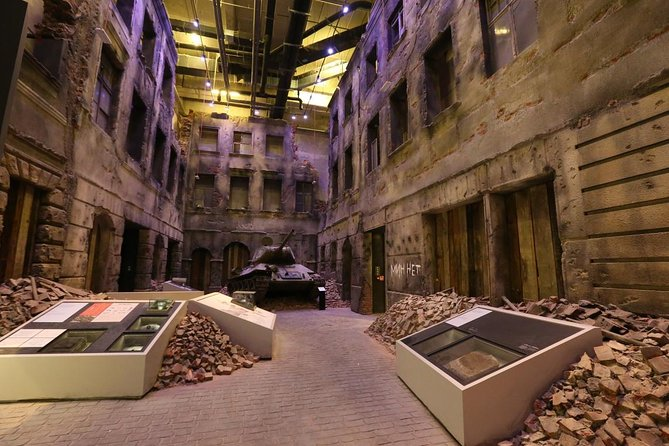 Private World War II Tour - True History and Facts