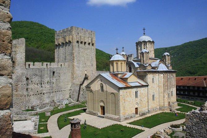 Manasija and Ravanica Monasteries Private Day Tour from Belgrade