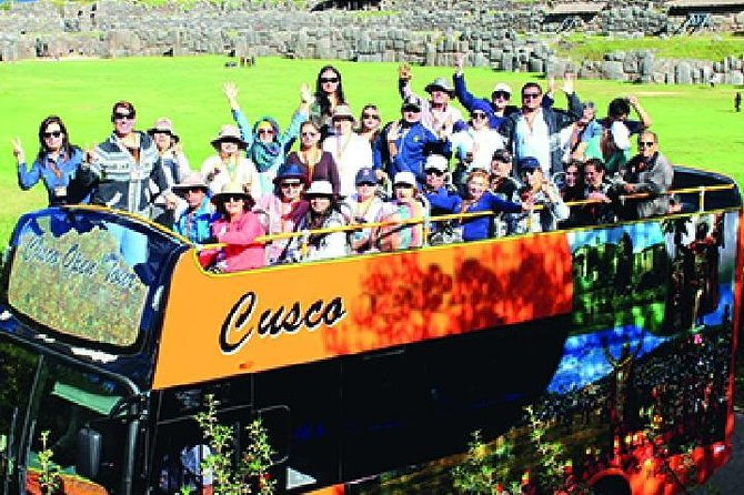 Cusco City Tour Panorámico Bus