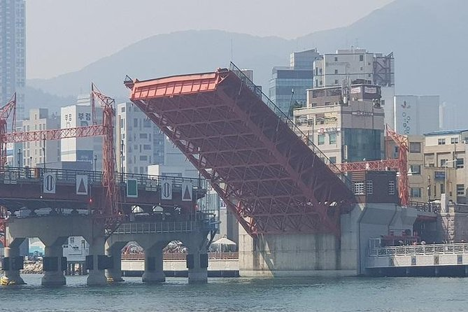 Busan ONE DAY (History + Nature view + Culture + Local food)