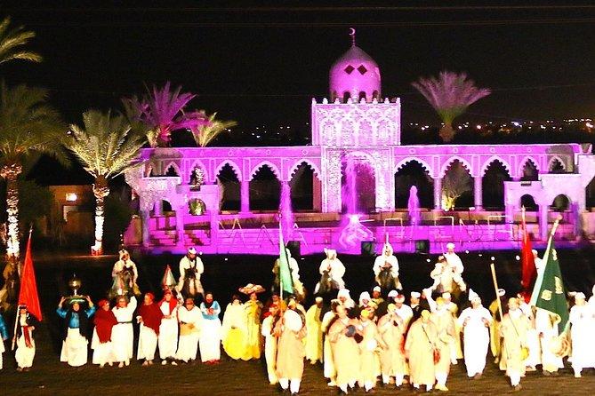 Fantasia Dinner Show & Moroccan Folklore Chez Ali In Marrakech