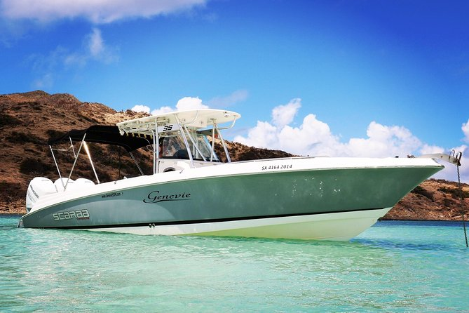 Captain Bob Most Popular Speed Boat, Snorkeling and Beach Tour with Lunch