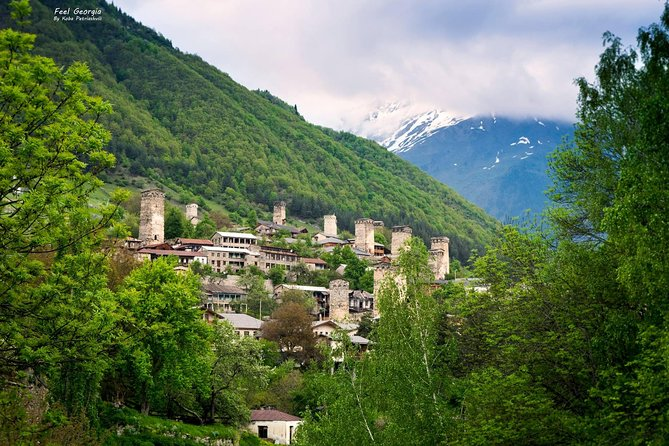 Step In Svaneti Fairy Tale