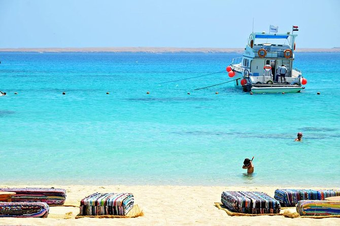 Giftun Island Snorkeling Day Trip From Hurghada photo 1