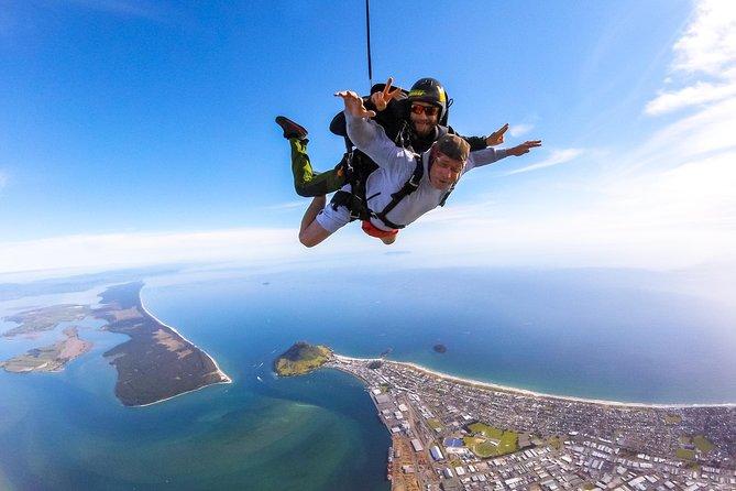 10,000ft Tandem Skydive