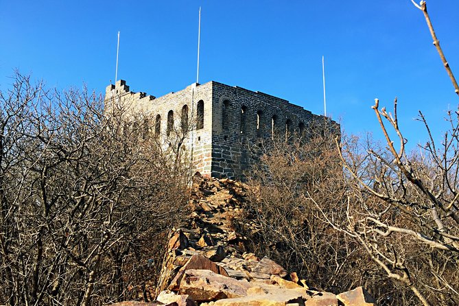 Private Hiking Tour: See The Biggest Watch Tower on Wild Great Wall from Beijing