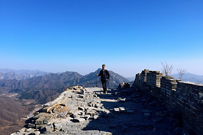 Private Hiking Tour from Xiangshuihu to Beijing Knot Great Wall from Beijing
