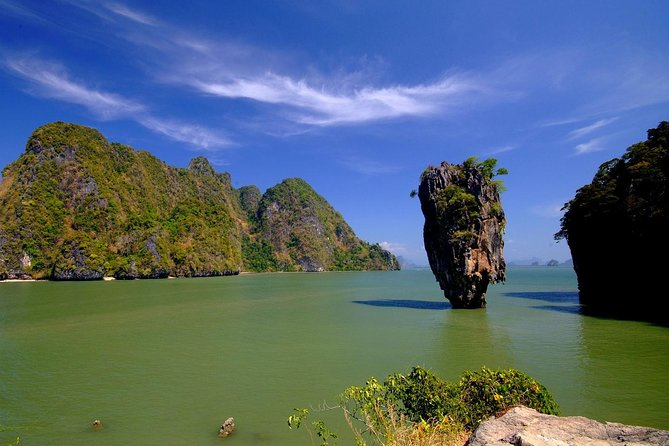 James Bond Island and Khai Islands Speedboat Day Tour