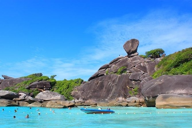 Similan Islands Day Trip by Speedboat